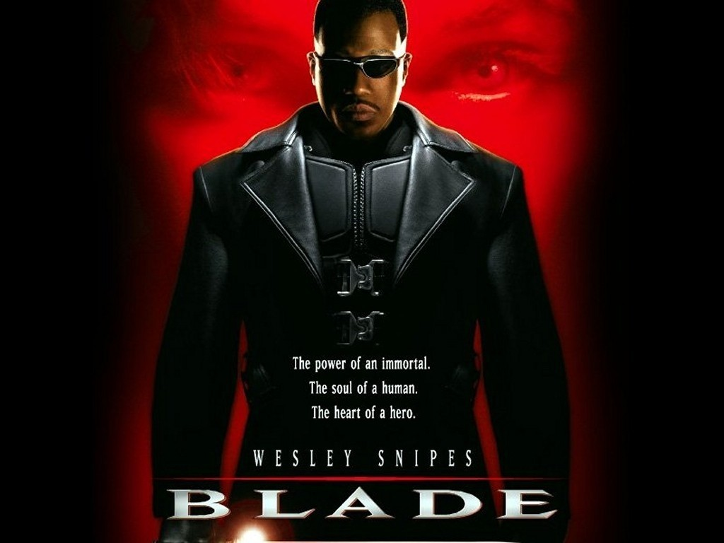 Blade movie wesley snipes